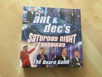 Ant and Dec - Board Game