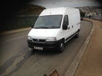 Fiat Ducato 18 LWB JTD low milles at 58381 one owner