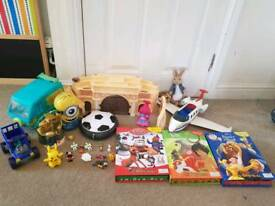 Huge Toy Bundle Car Boot Playmobil Scooby Doo