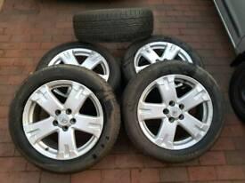 Toyota Rav 4 Alloy wheels
