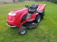 """COUNTAX K18/50 WATER COOLED 50"""" RIDE IN MOWER WITH POWER GRASS COLLECTOR"""