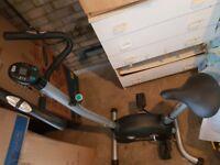 V-Fit exercise bike -Hardly used -£18 Only