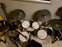 Roland td-12kx drum kit