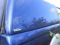 Snugtop for Nissan Navara - Twin Cab