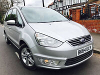 FORD GALAXY 64 REG 2014 AUTO DONE ONLY 49000 WARRANTED MILES NOT VW SHARAN TOURAN SEAT ALHAMBRA VW