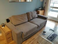 Free self-assembly sofa bed - collection only