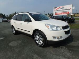2011 Chevrolet Traverse AWD! 8 PASSENGER! CERTIFIED!
