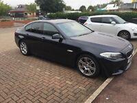 BMW 5 SERIES 2.0 520d M Sport 4dr (FSH)