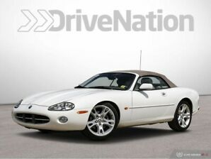 2003 Jaguar XK8 CONVERTIBLE | VERY LOW MILES | V8 | RWD