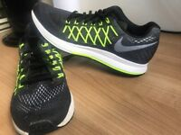 Nike Air Pegasus 32 CP Black/WhiteVolt. Size 8 (42.5). Running shoes/trainers