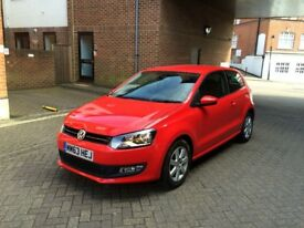 63 plate Volkswagen Polo 1.2 Match Edition cat C 23,000 miles immaculate condition