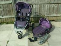 Quinny Speedi pram / push chair