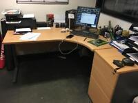 Large Corner Office Desk