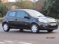 2009 RENAULT CLIO EXTREME 1.1 LONG MOT 1 OWNER FROM NEW FACELIFT MODEL