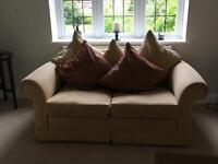 1x Medium 1 x large sofa