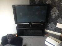 Panasonic 50 inch plasma TV , stand and surround sound