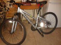 Ridgeback terrain x3 mountain bike