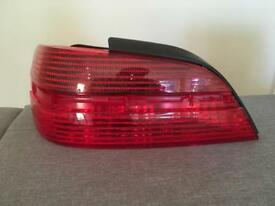 Brand New Peugeot 406 Rear Light