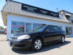 2009 Chevrolet Impala 1 owner,  loaded, certified