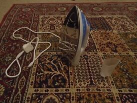 Tesco Steam Iron Excellent Condition