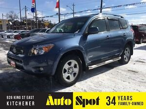 2006 Toyota RAV4 Sport/METICULOUSLY MAINTAINED/PRICED FOR A QUIC
