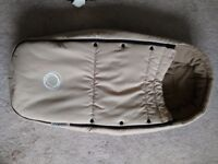 Bugaboo baby cocoon in excellent condition