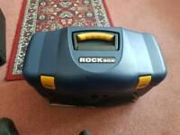 Tool box radio