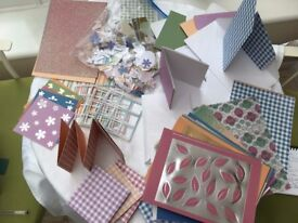 Card Making/ Craft selection 1