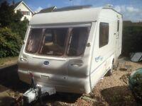Bailey Ranger 2004 2 berth caravan for sale