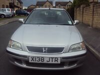 Honda Civic Colour Silver1.4 Petrol Excellent condition ready to drive cheap insurance group