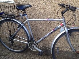 bike for commuters with extras