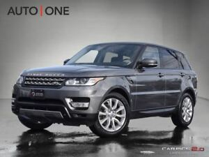 2014 Land Rover Range Rover Sport HSE | NAVIGATION | PANORAMIC |