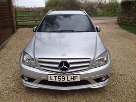 Mercedes C200 Sport CDi Auto Estate - Must sell this week!