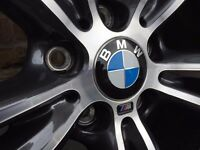 "Genuine BMW 19"" 442M BI Colour Alloy Wheels For Sale"