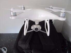 Dji Phantom 4 Drone 3.batteries