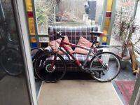 Giant XTC Cross Country Mountain Bike