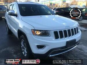 2016 Jeep Grand Cherokee Limited GRAND CHEROKEE LIMITED 4X4,...