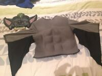 Bat Boy Dress up outfit (3-4yr), good condition from pet and smoke free home
