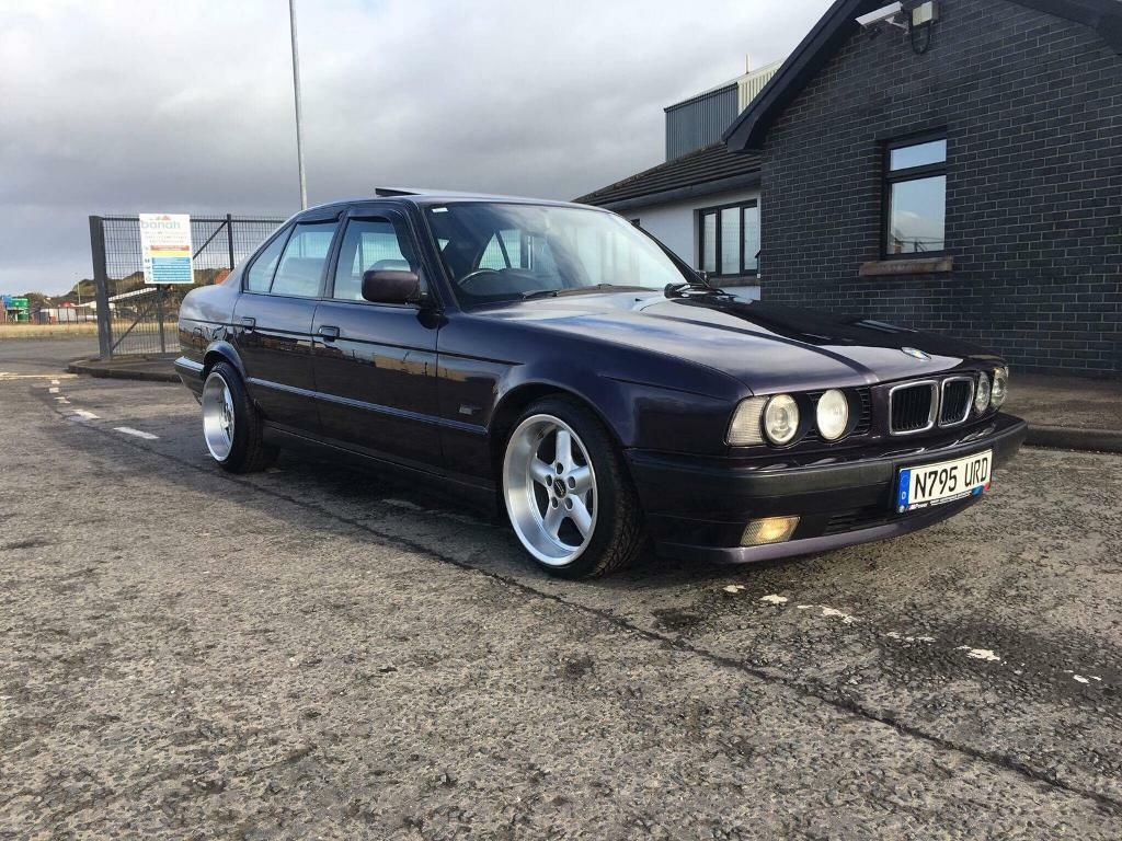 bmw 525 tds e34 in coleraine county londonderry gumtree. Black Bedroom Furniture Sets. Home Design Ideas