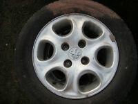 peugeot 306 alloy wheels