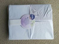 Cot Sheets x 4 - Brand New