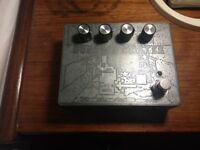 Idiotbox FX dungeon master guitar pedal