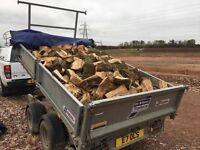 Firewood Seasoned hardwood logs for sale