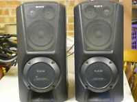 Sony HI-Fi Speakers