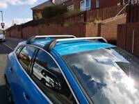 Genuine volvo v40 roof bars rack