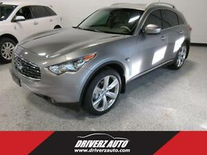 2010 Infiniti FX50  Premium NAV, BLUETOOTH, SUNROOF, BLOWOUT!!!