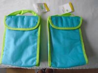 Tesco brand new Lunch Bag x 2