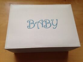 BABY SHOWER/NEW BABY GIFT - Baby Memory Box by Mele & Co - Brand New!