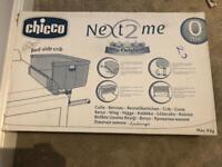 Next 2 Me.m bed-side crib