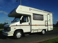Talbot Express Swift Capri Motorhome